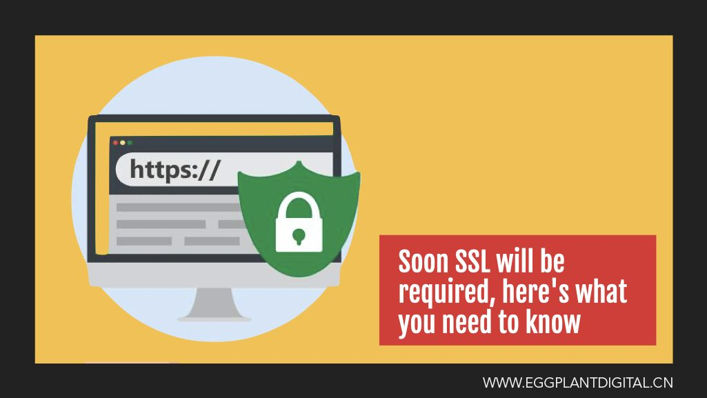 Soon SSL Will Be Required, Here's What You Need To Know